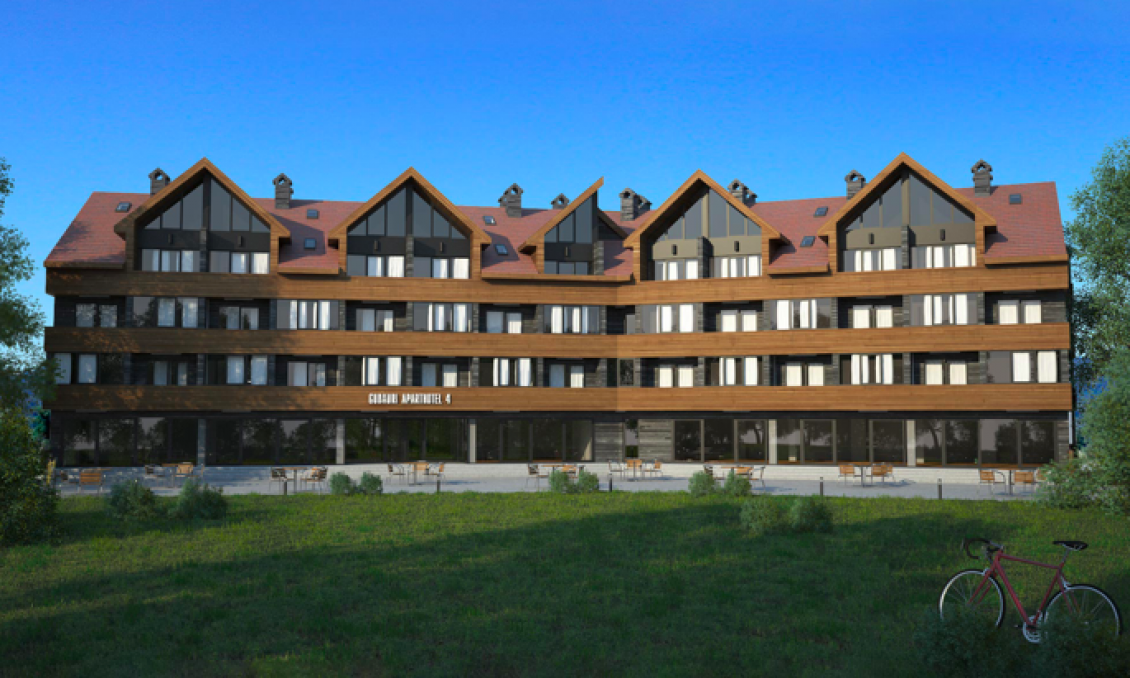Apartments in Goudauri