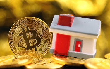In Georgia began to sell real estate for bitcoins