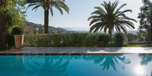 Cannes - Le Cannet - Panoramic sea view