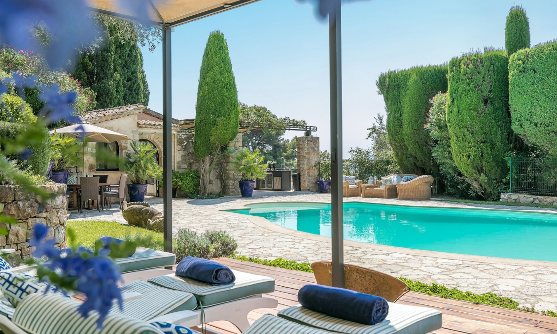 Cannes - Superb renovated property