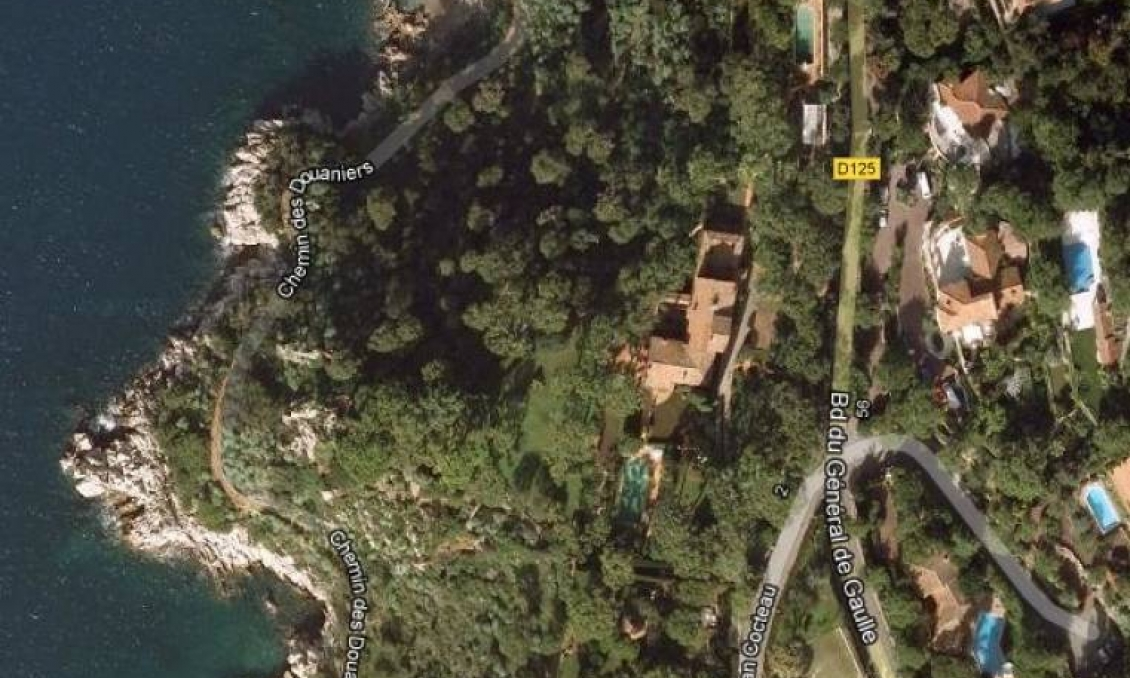 Saint-Jean Cap Ferrat - Waterfront property