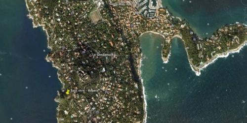Имение на берегу моря - Сен-Жан-Кап-Ферра