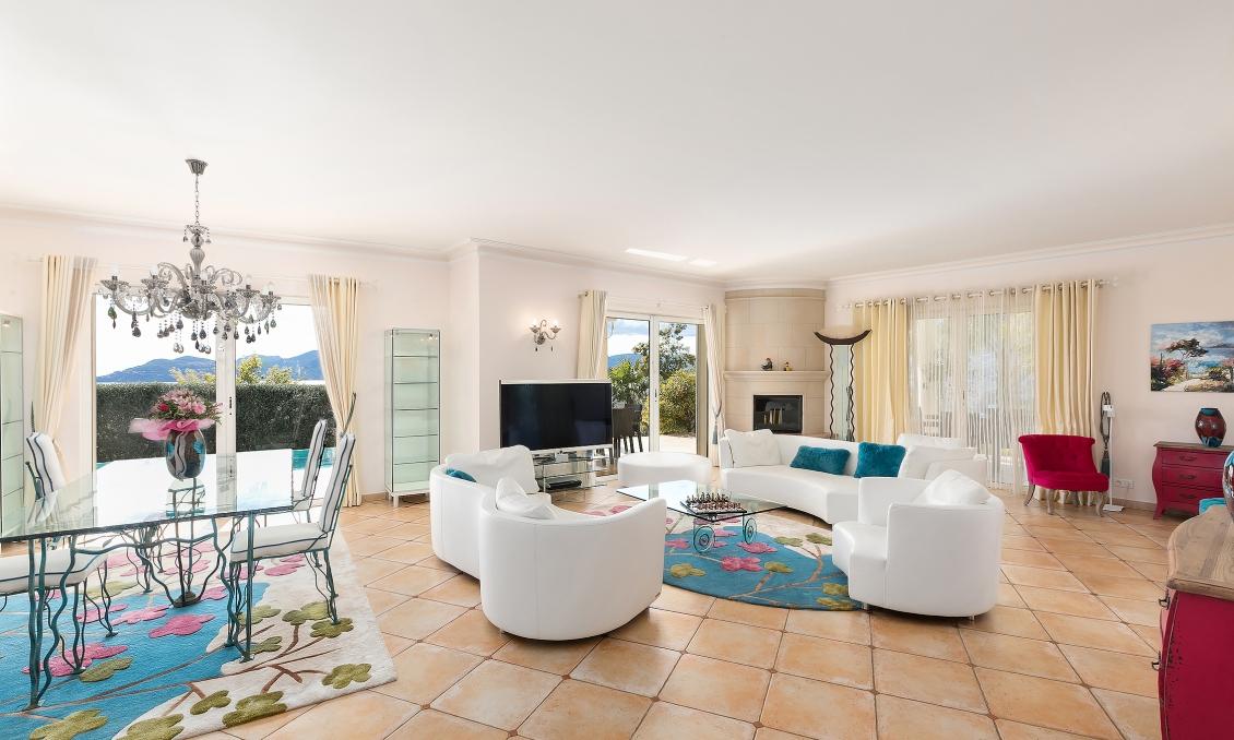 Cannes - Croix des Gardes - Sea view