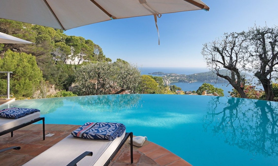 Villefranche-sur-Mer - Superb sea view villa