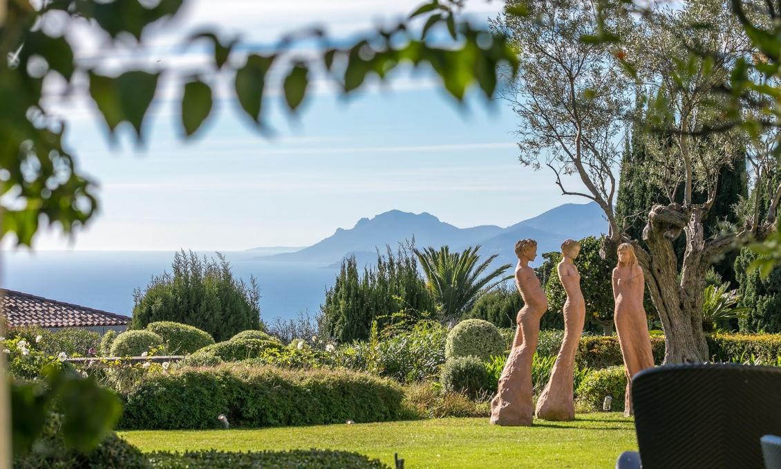 Cannes - Californie - Panoramic sea views