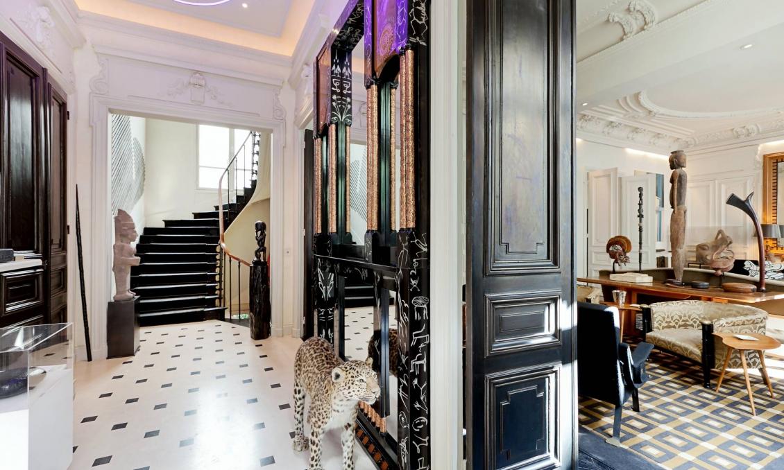 Paris 7th - Private mansion - Latour Maubourg, Invalides