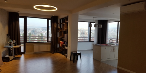 Apartment with city view