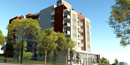 Apartment for sale in Batumi botanical gardens resort area