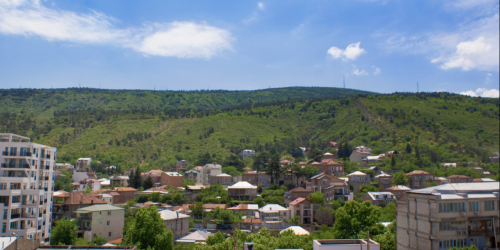 Apartment for sale in the center of Tbilisi.