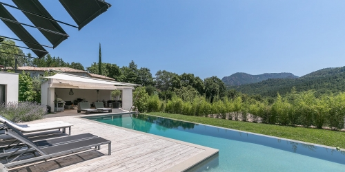 Close to Cannes - Magnificent contemporary villa
