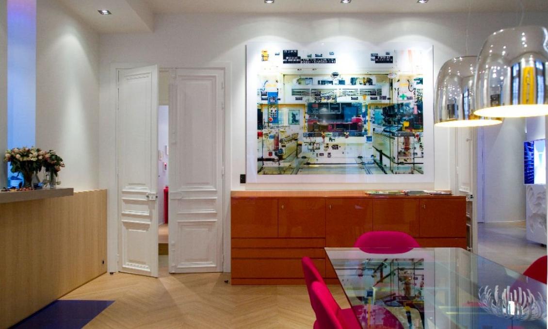Etoile Parc Monceau Art House