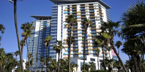Apartments for sale in a 5-star hotel complex