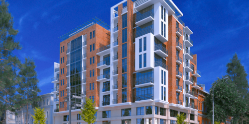 Apartments for sale in the historic district of Batumi