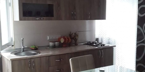 2 BR sq. m., 32 m2 with a good repair in the center of Batumi