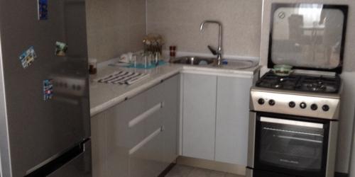 Rent 2-bedroom square, 51 m2 near the sea in BATUMI