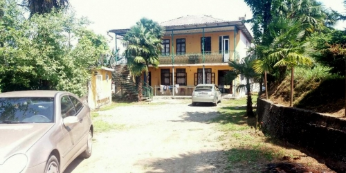 House in Makhinjauri