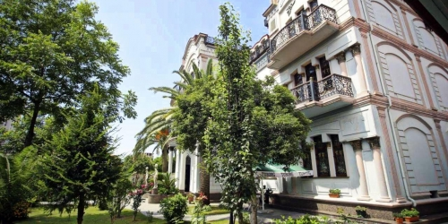 Luxury villa in heart of Batumi