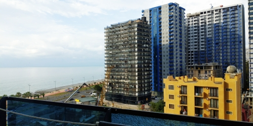 Orbi Beach Tower in Batumi
