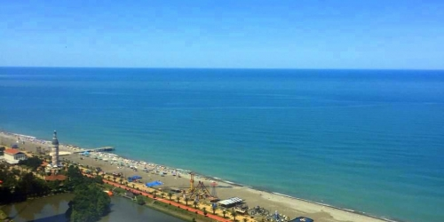 Sale of apartments in the complex ALLIANCE PALACE, 29th floor. BEAUTIFUL SEA VIEW!