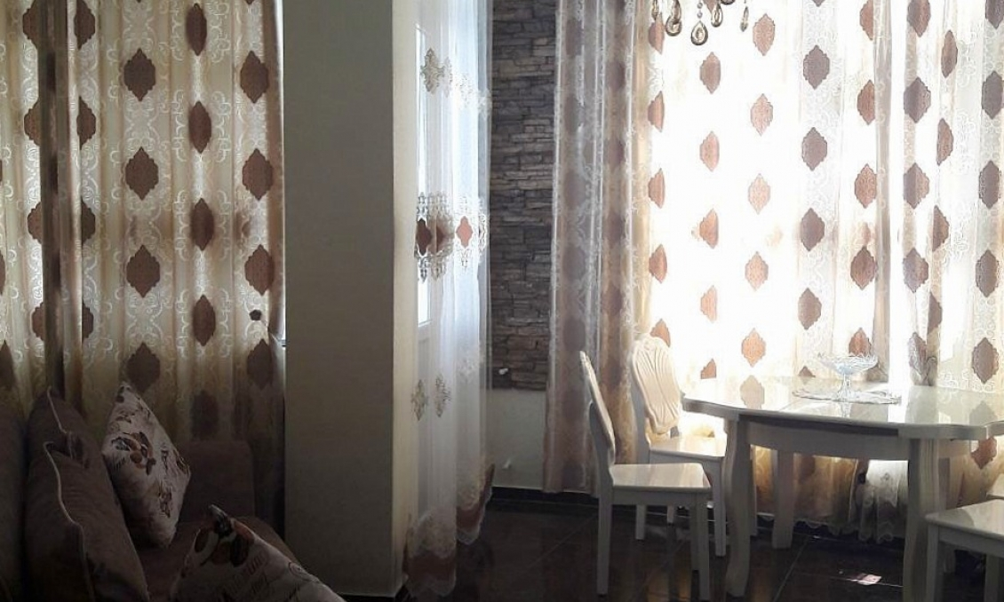 Sale 2-bedroom apartment, 43 m2 with a separate bedroom, 150 meters from the beach