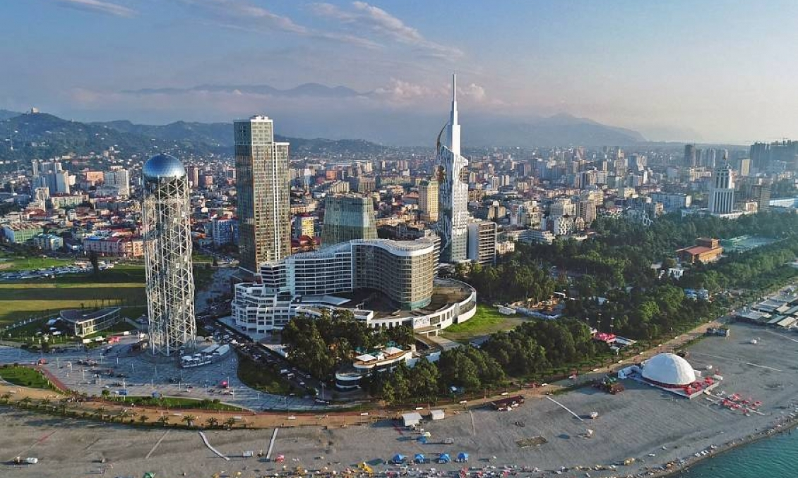 Land for sale in BATUMI FOR CONSTRUCTION, 2200 m2