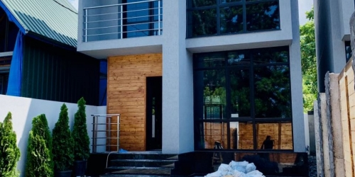 3-storey villa in an ecologically clean area of Batumi