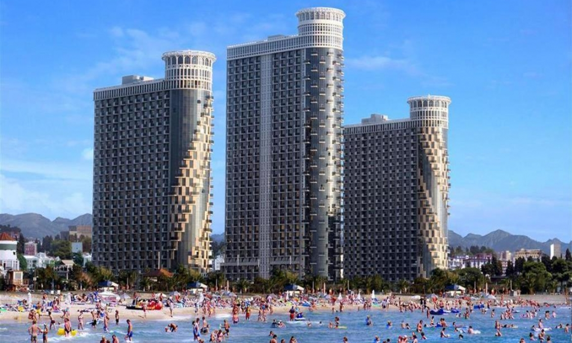 "Sale ""turnkey"" apartment in Orbi Sea Towers"