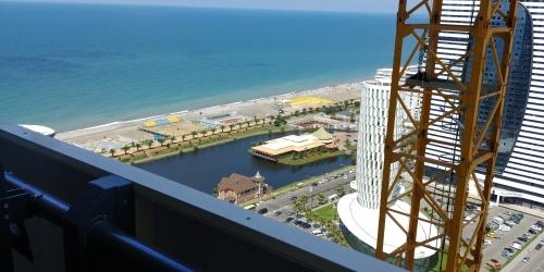 Orbi Twin Tower Батуми. Продажа готовых апартаментов, 30 м2 с ремонтом и мебелью, 1500 долларов/м2,