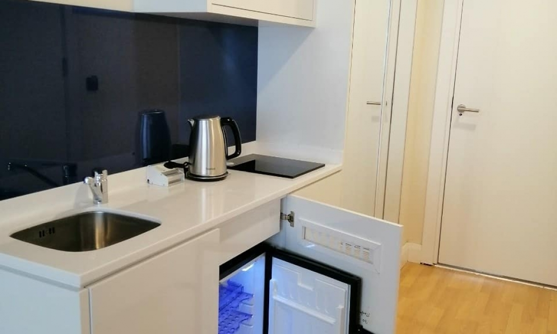 Orbi Twin Tower Batumi. Sale of finished apartments, 30 m2 renovated and furnished, $ 1,500 / m2, se