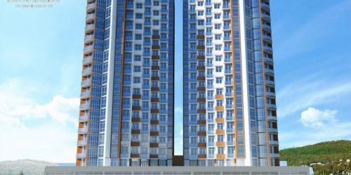 Продажа 3-х комнатной квартиры 682 доллара/м2 с ремонтом и мебелью, 66 м2 в новом доме