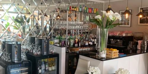 ресторан на Сан-Жан-Кап-Ферра