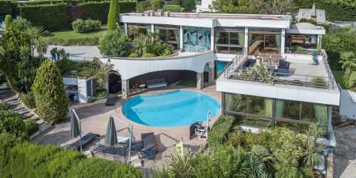 Gorgeous villa in Super Cannes